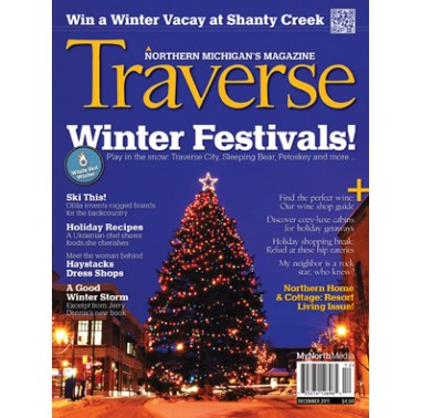 December 2011 Traverse, Northern Michigan's Magazine