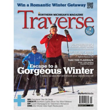 February 2012 Traverse Northern Michigan's Magazine