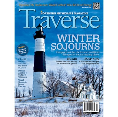 February 2013 Traverse, Northern Michigan's Magazine