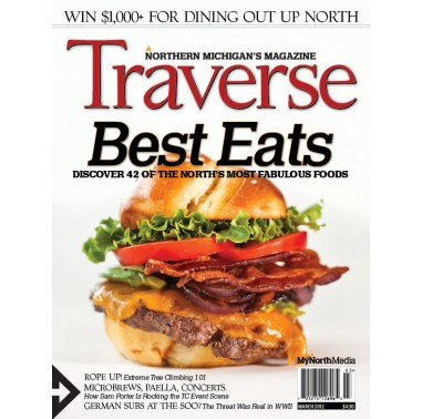 March 2012 Traverse, Northern Michigan's Magazine