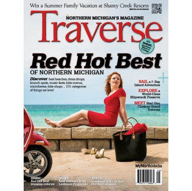 June 2014 Traverse, Northern Michigan's Magazine