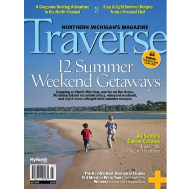 July 2011 Traverse, Northern Michigan's Magazine