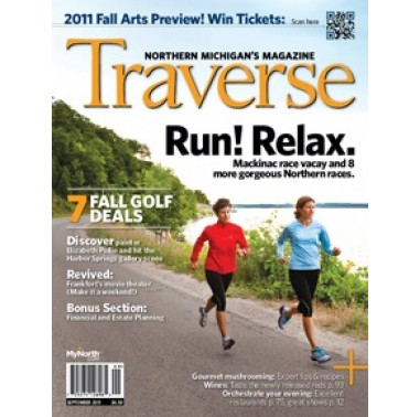 Traverse, Northern Michigan's Magazine September 2011