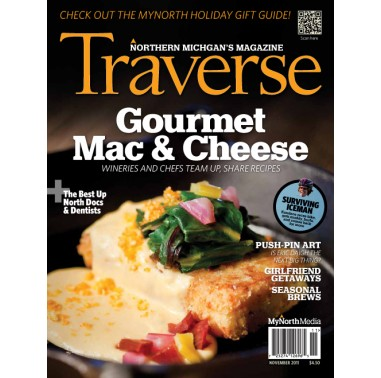 November 2011 Traverse, Northern Michigan's Magzine