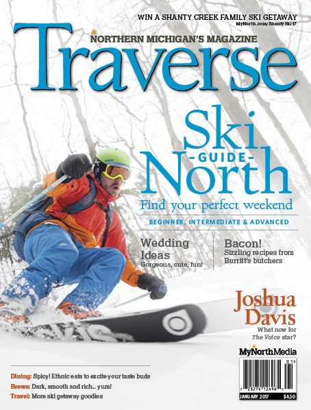 Traverse, Northern Michigan's Magazine January 2017