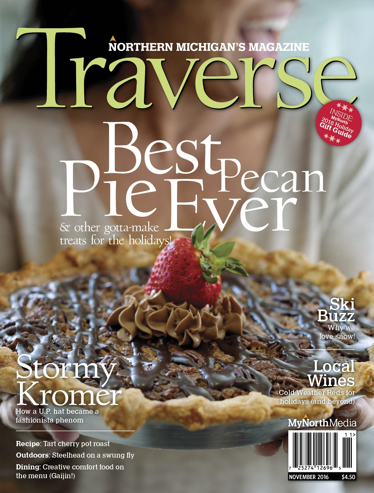Traverse, Northern Michigan's Magazine November 2016