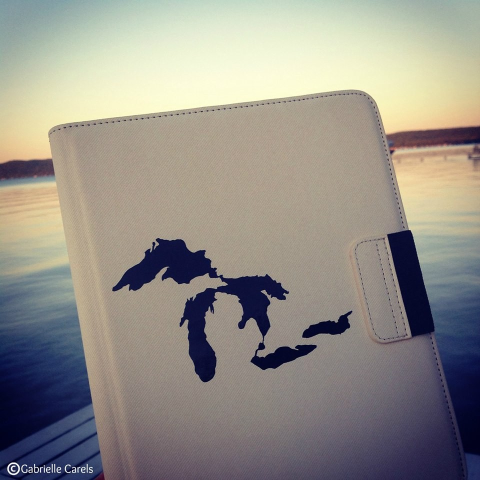 Great Lakes Proud Stickers