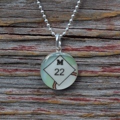 M22 Charm Necklace