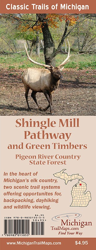 Shingle Mill Pathway & Green Timbers