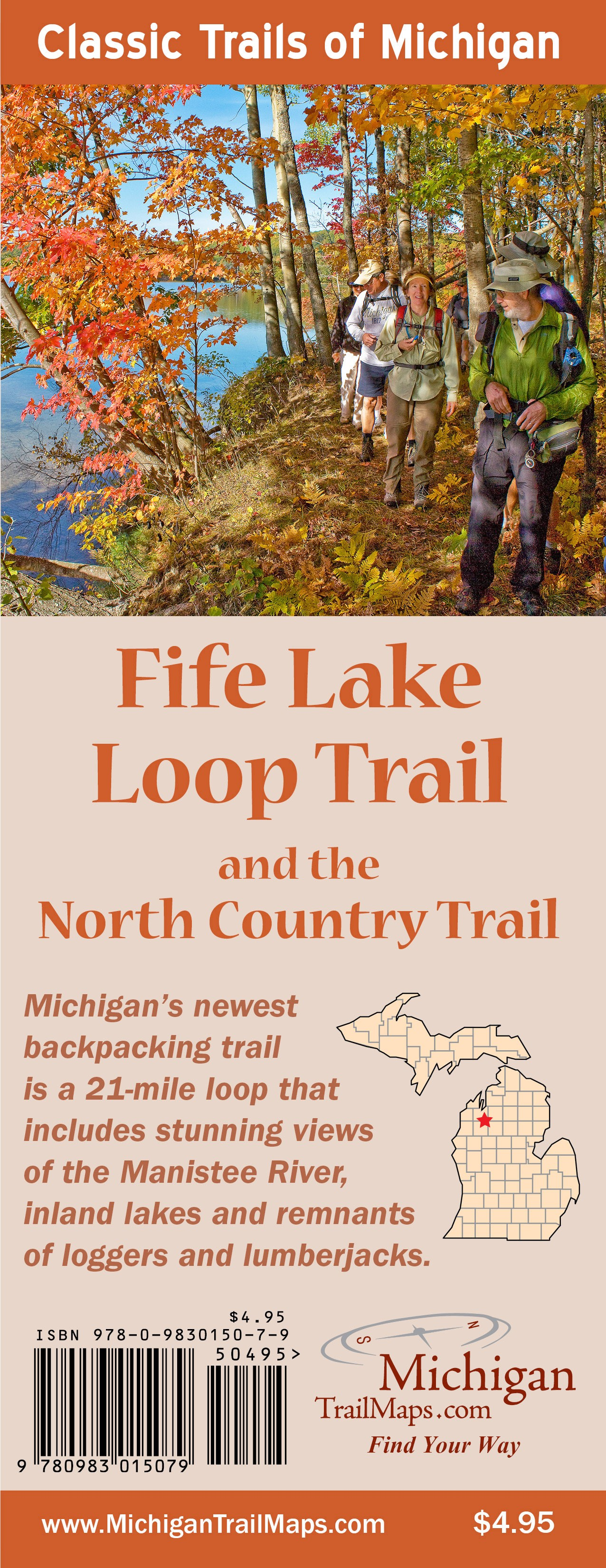 Fife Lake Loop Trail