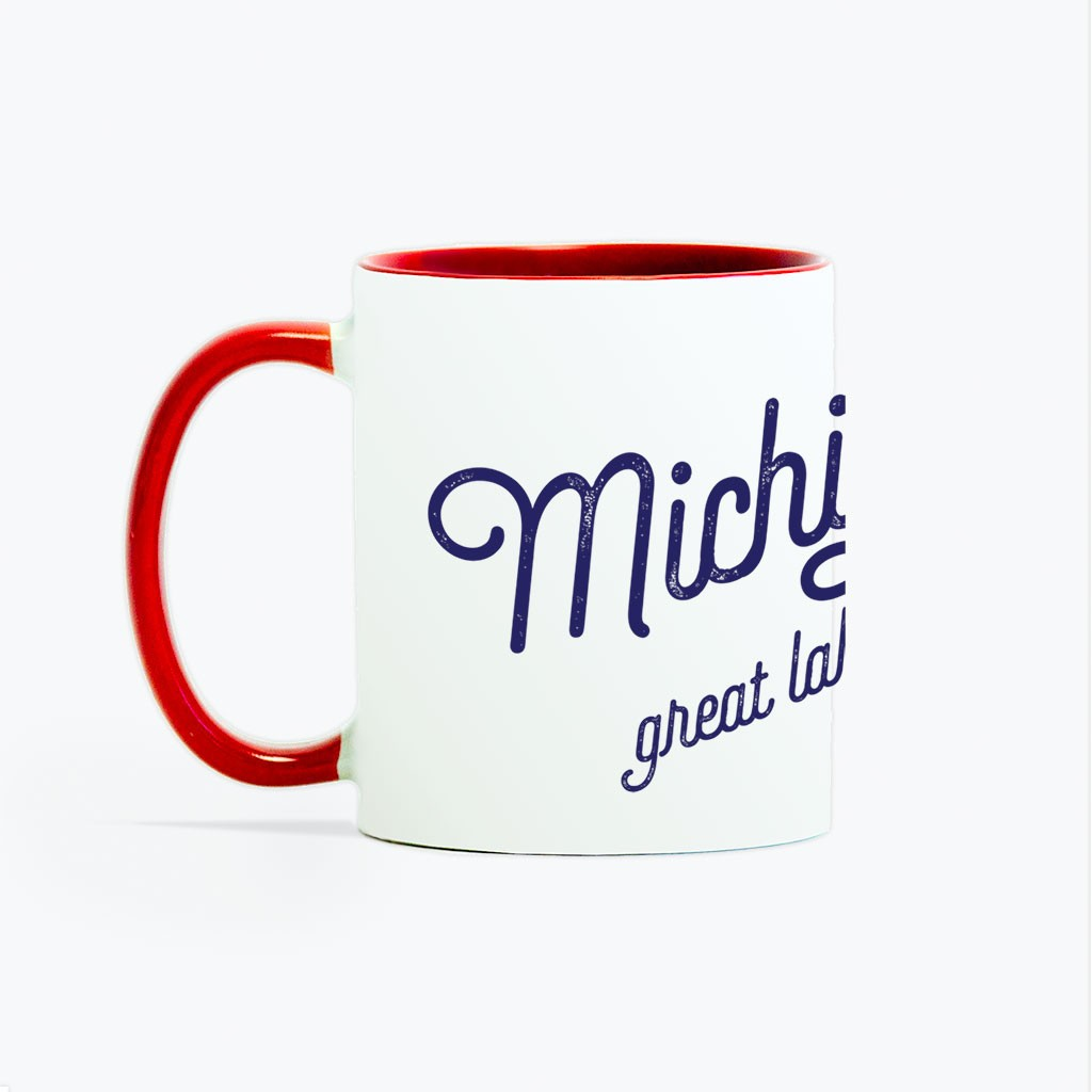 Mug - 11oz Michigan Pride