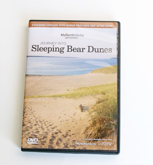 Journey into Sleeping Bear Dunes DVD