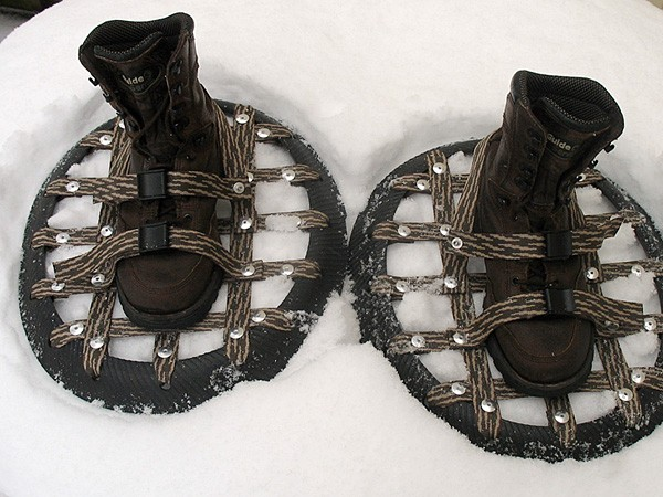 Treadrite Snowshoes by S&S