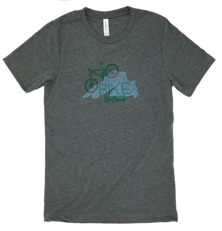 Bike Superior Men's/Unisex T-Shirt