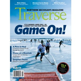 January 2010 Traverse, Northern Michigan's Magazine