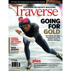 2010 February Traverse, Northern Michigan's Magazine