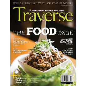 March 2015 Traverse, Northern Michigan's Magazine