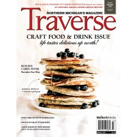 March 2019 Traverse, Northern Michigan's Magazine