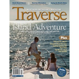 July 2010 Traverse, Northern Michigan's Magazine