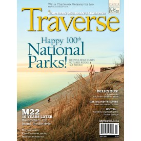 2016 July Traverse, Northern Michigan's Magazine