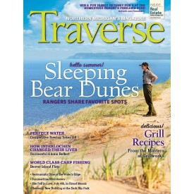 2017 July Traverse, Northern Michigan's Magazine
