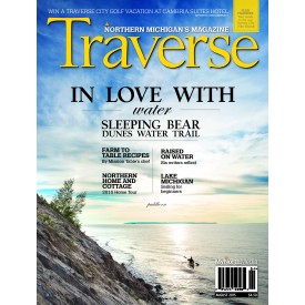 2015 August Traverse, Northern Home & Cottage Magazine