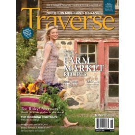 2016 August Traverse, Northern Home & Cottage Magazine