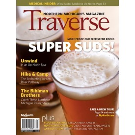 September 2009 Traverse, Northern Michigan's Magazine
