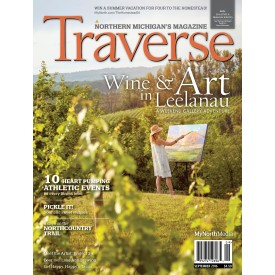 September 2016 Traverse, Northern Michigan's Magazine