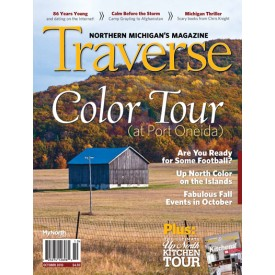 October 2010 Traverse, Northern Michigan's Magazine