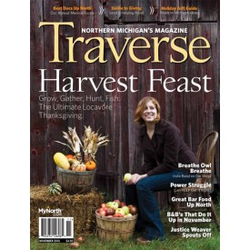 November 2010 Traverse, Northern Michigan's Magazine