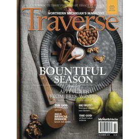 Traverse, Northern Michigan's Magazine November 2015
