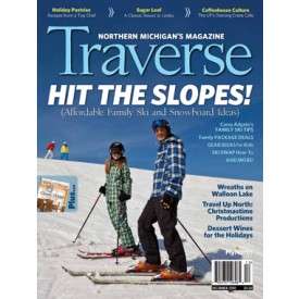 Traverse, Northern Michigan's Magazine December 2010 Ski Guide issue