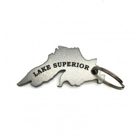 Lake Superior Bottle Opener - Engraved