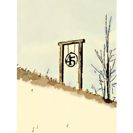 45 North Sign Photo