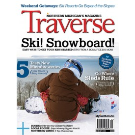 January 2014 Traverse, Northern Michigan's Magazine