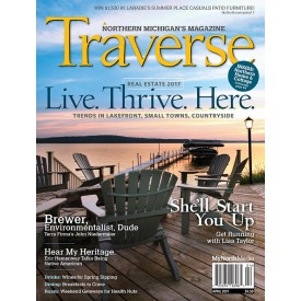 Traverse, Northern Michigan's Magazine 2017