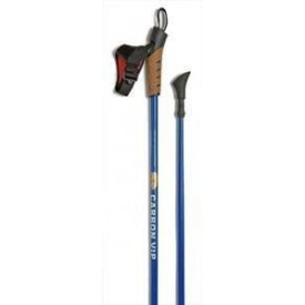 Carbon VIP Nordic Walking Poles with Cork Handle