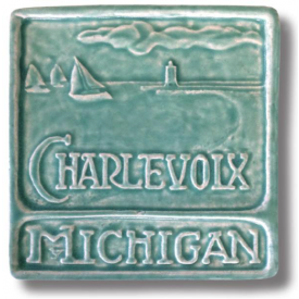 Charlevoix  Art Tile