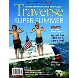 July 2009 Traverse, Northern Michigan's Magazine