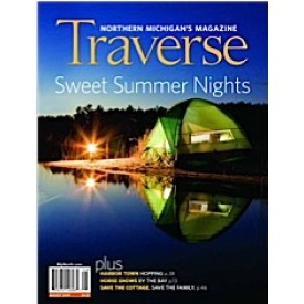 August 2009 Traverse, Northern Michigan's Magazine
