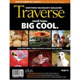 October 2009 Traverse, Northern Michigan's Magazine