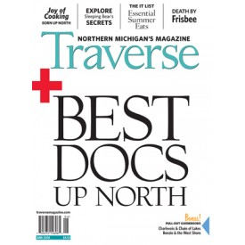 Traverse, Northern Michigan's Magazine June 2008