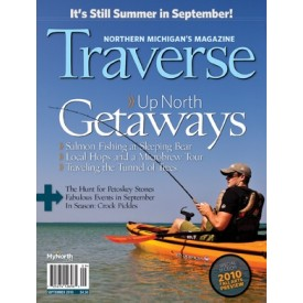 September 2010 Traverse, Northern Michigan's Magazine