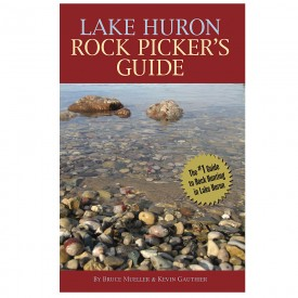 Lake Huron Rock Pickers Guide book