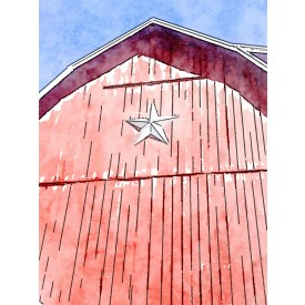 Barn at Lavender Hill
