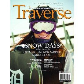 Traverse, Northern Michigan's Magazine January 2016