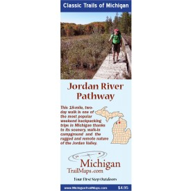 Classic Trails of Michigan: Jordan River Pathway