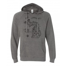The Lord of Michigan Hoodie