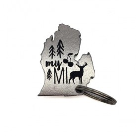 Michigan Bottle Opener - MY MI Nature
